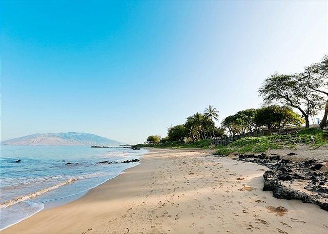 Kamaole Beach III is across the street from Maui Kamaole