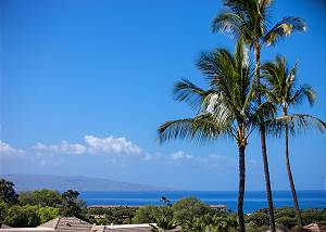 Wailea Grand Champions #1352-45 is a 2bd 2ba Ocean view