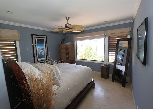 Hale Ili Ili #D  Ocean Views From The Master Bedroom