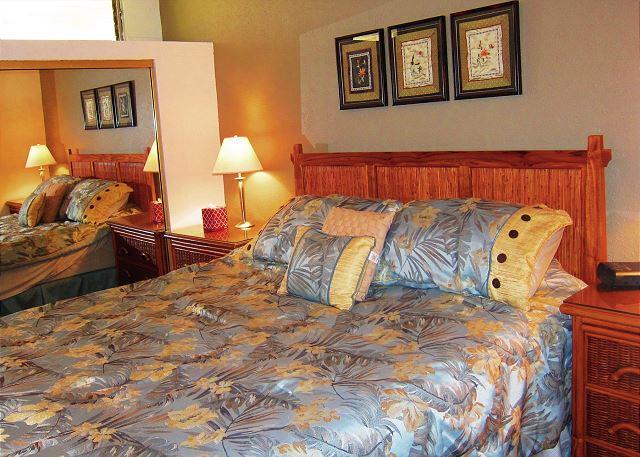 Kihei Akahi C #416 King Size Bed