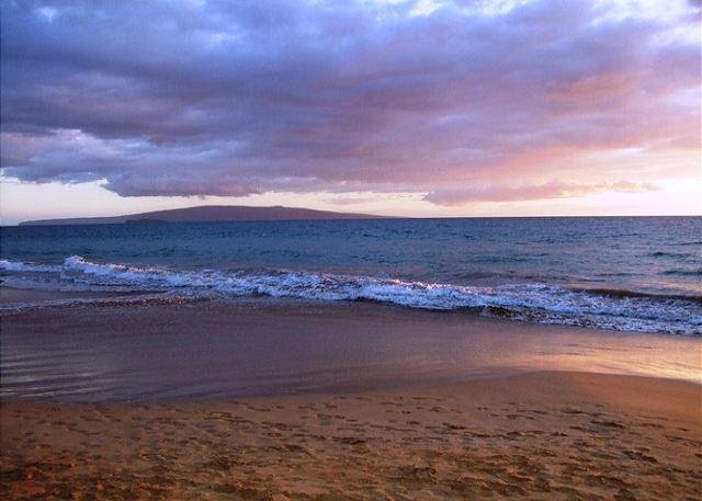 Keawakapu Beach is a short stroll from Palms at Wailea