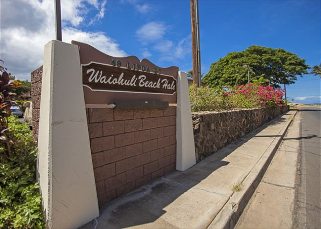 Waiohuli Beach Hale #D-122