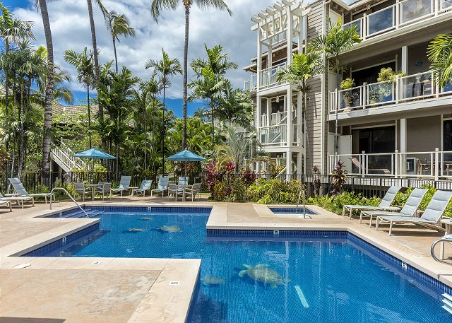 Wailea Grand Champions 1352143 3 Bedroom Maui Condo For Rent