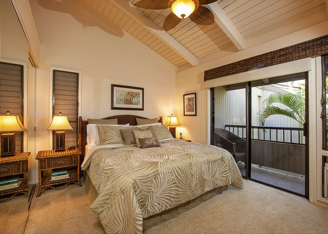 Wailea Ekolu #102  King Bed