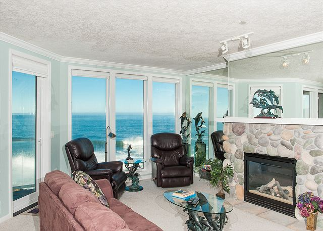 Comfortable Elegance with Amazing Oceanfront Views