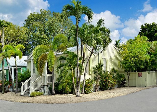 Howe Street Hideaway is Nestled in Amongst Other Conch Style Homes in the Heart of Old Town Key West.  Similar Yet Unique!  Our Little Piece of Old Town is Well-Manicured and Beautifully Maintained.