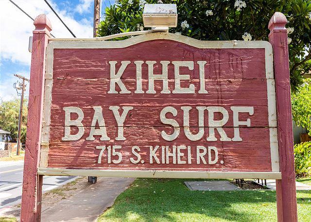 Kihei Bay Surf Unit G259 | Photo