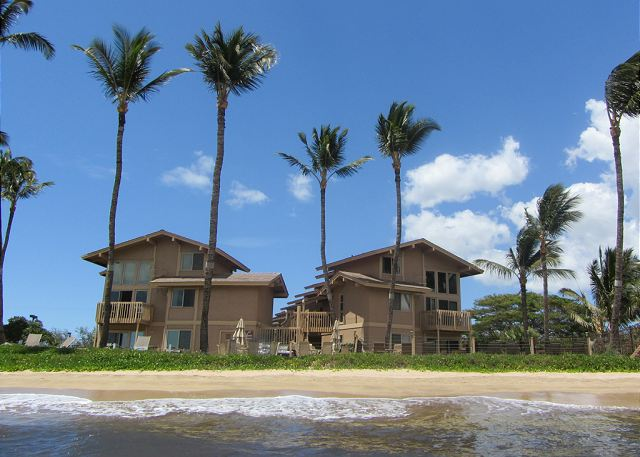 Kihei Sands Beachfront Condominiums