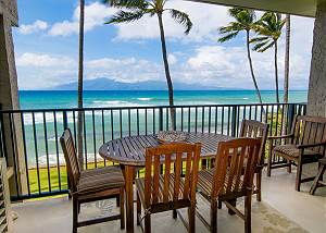 Papakea #A1722307 Direct Oceanfront 1 Bedroom
