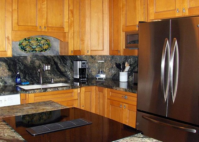 Gourmet kitchen - fully equipped