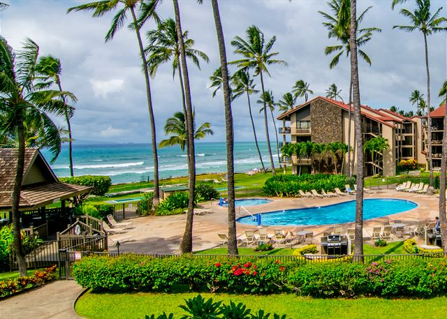 Highly upgraded West Maui Ka'anapali Papakea Studio, ID#225249