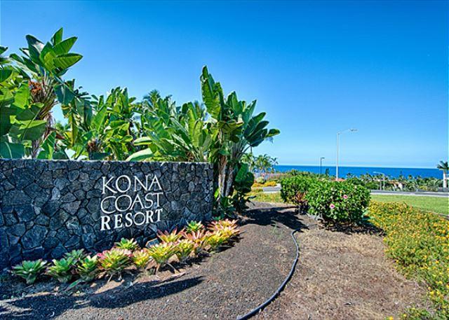 Welcome to the Kona Coast Resort!