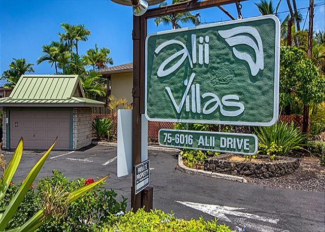 Welcome to Alii Villas!
