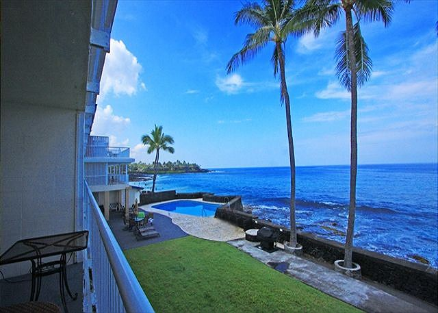 Direct Oceanfront Living!