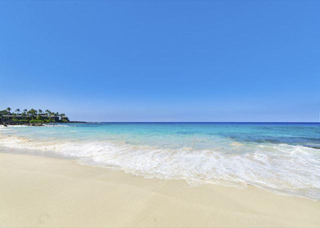 Sand bottom beach!!