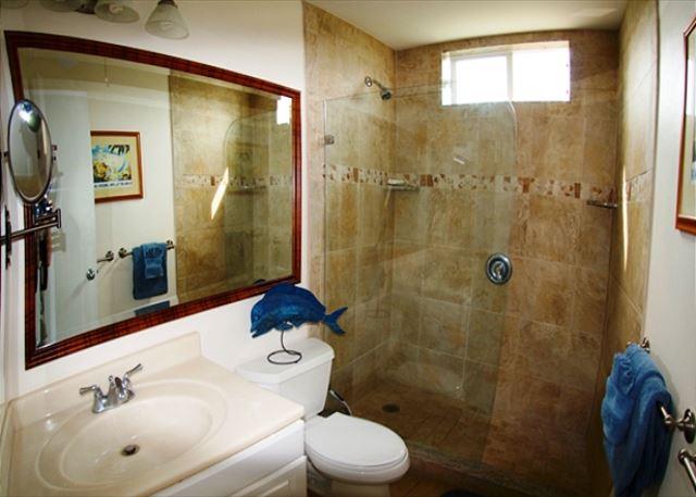 Beautiful Bathroom! Walkin Shower!