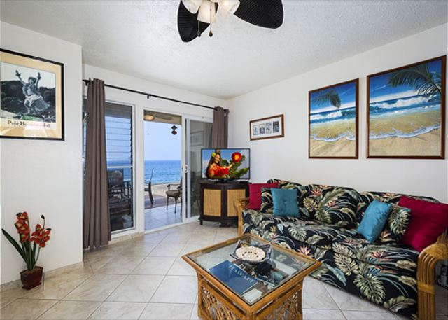 Direct Oceanfront Living at it's finest!