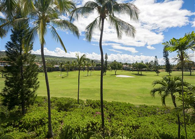 Golf Course Views from one of the Master Bedrooms!!