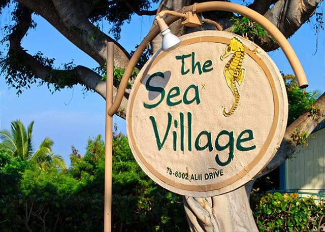 Welcome to the Sea Village!