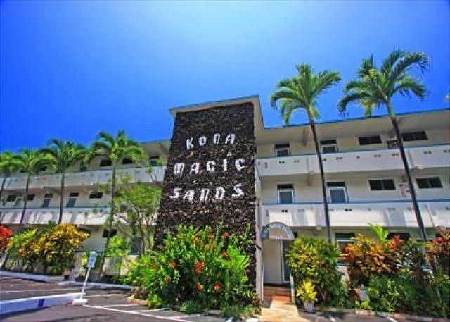 Welcome to Kona Magic Sands!
