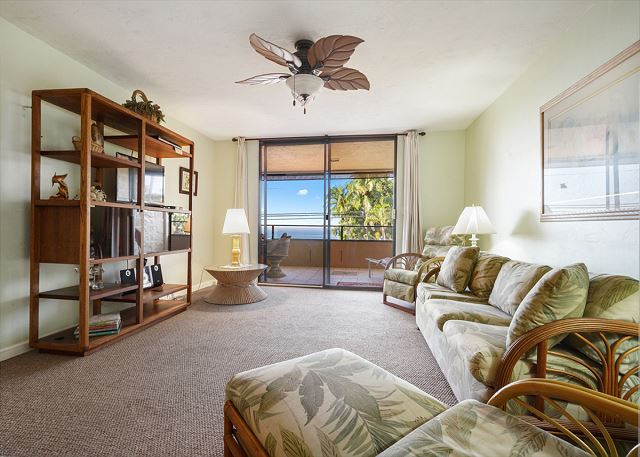 Holualoa Bay Villas: 106 Beautiful Oceanview, AC, Elevators, Wifi!