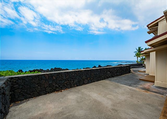 Direct oceanfront living