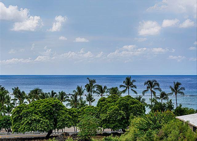 Gorgeous ocean view!