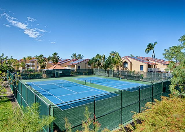 Tennis Courts for your use!