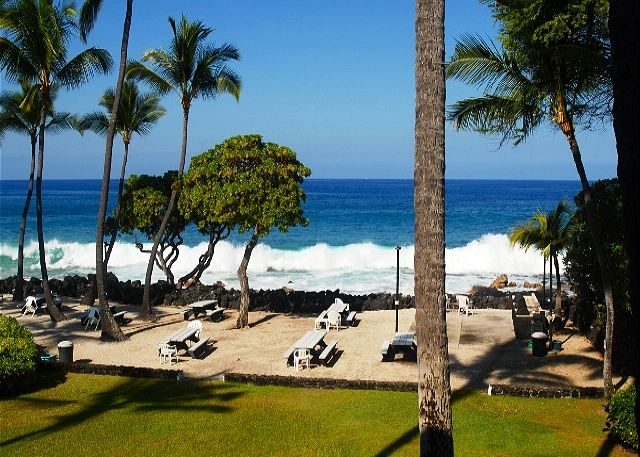 Your amazing view from your lanai!!