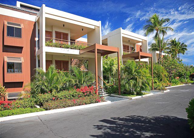 Exterior Of Mauna Lani Terrace