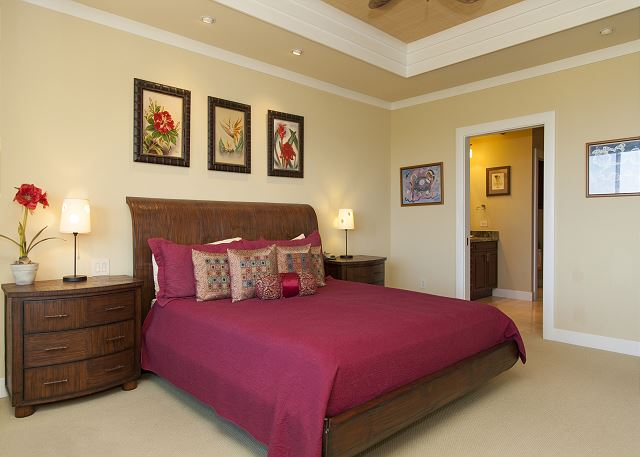 North Master Suite