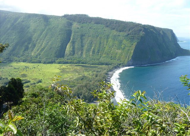 Day trip to spectacular Waipio Valley