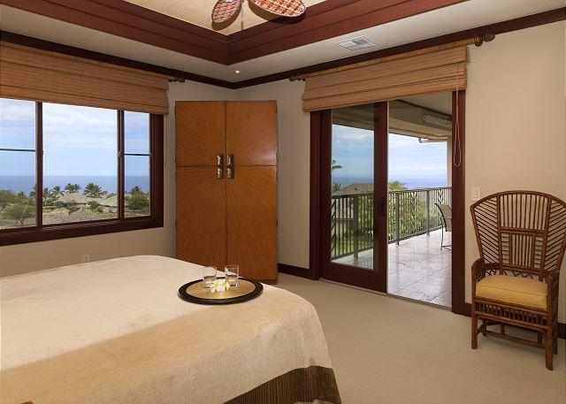 South Master Suite Views