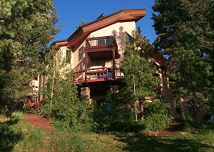 10% Off Beautiful Angel Fire Retreat