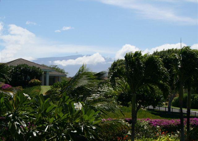 House and Mauna Kea