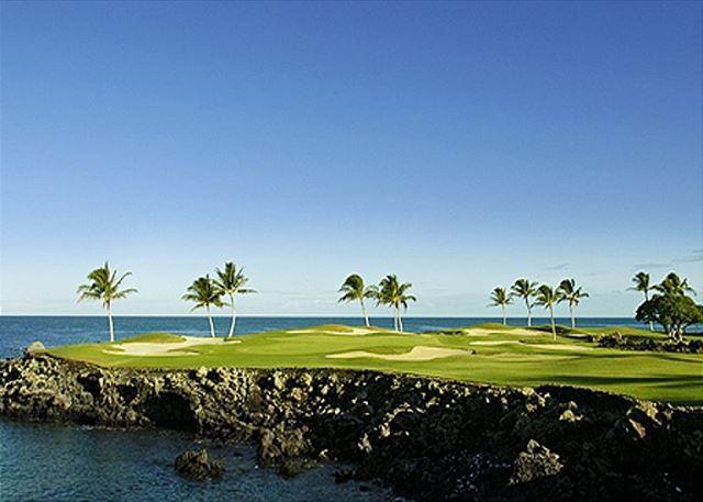 Mauna Lani Golf Course