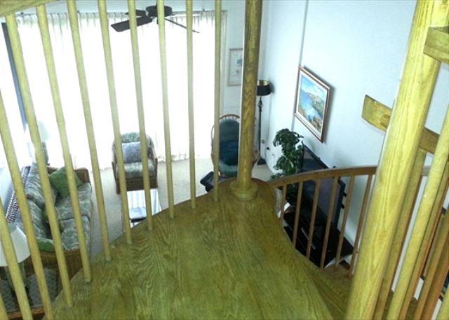 Bedroom Loft View
