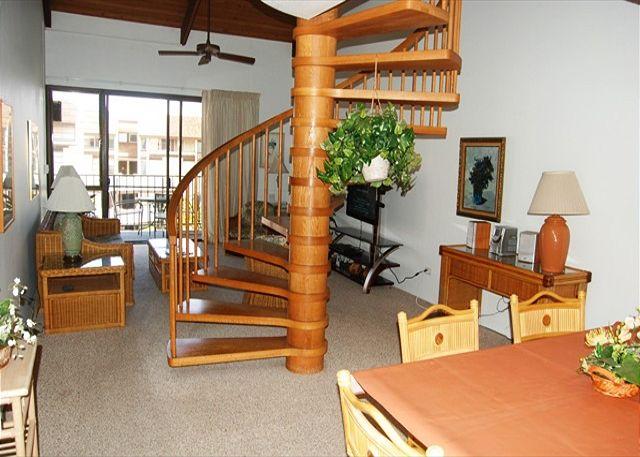 KS8-406 Spiral Staircase