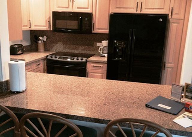 08/2015 Remodeled Kitchen
