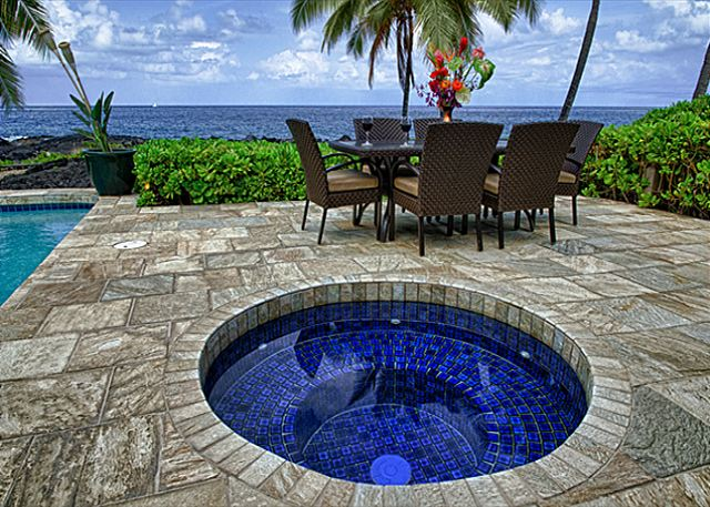 Non-heated Plunge Pool