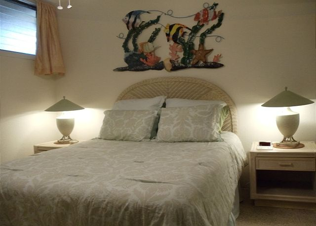 Bedroom with