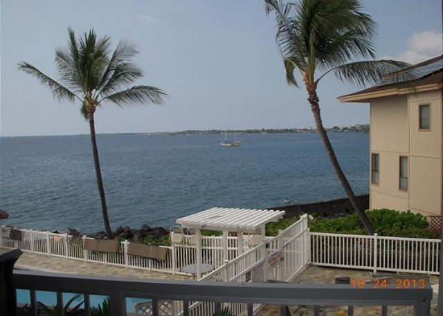 Lanai View - Almost Ocean Front!