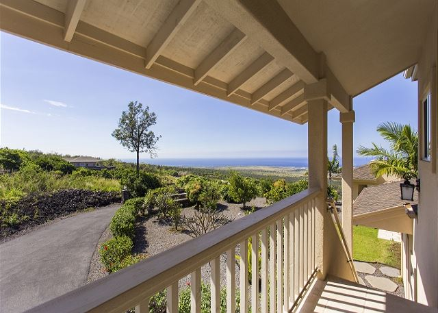 View from Upper Lanai