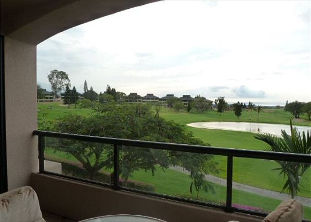 Lanai View of Ocean and Golf Course