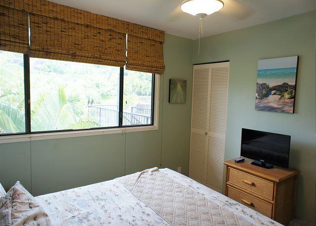 Bedroom 2 with Flatscreen TV