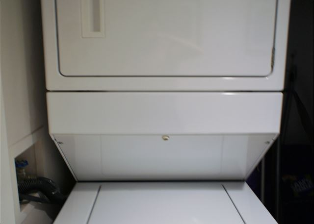In Unit WasherDryer