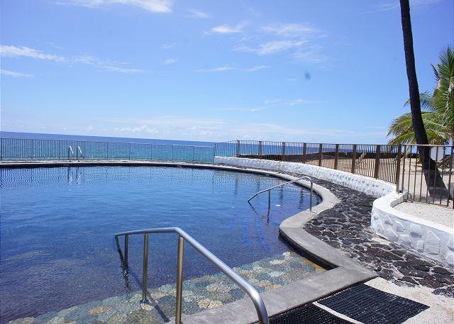 Ocean Front Fresh Water Pool