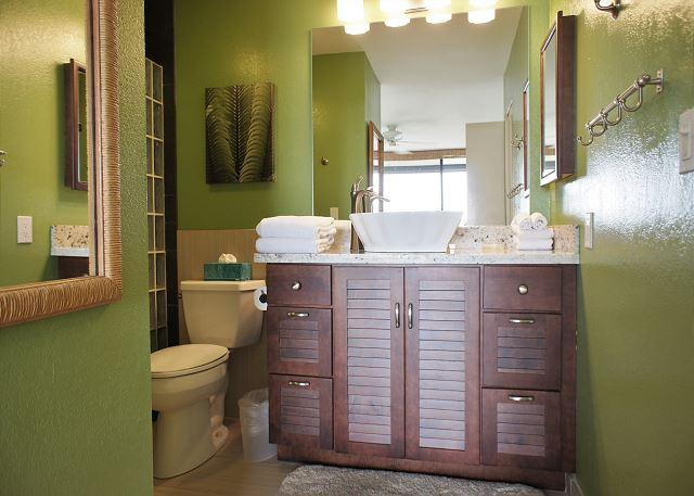 Beautiful Spa Bathroom