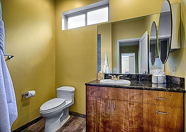 Bathroom for Downstairs Junior Suite