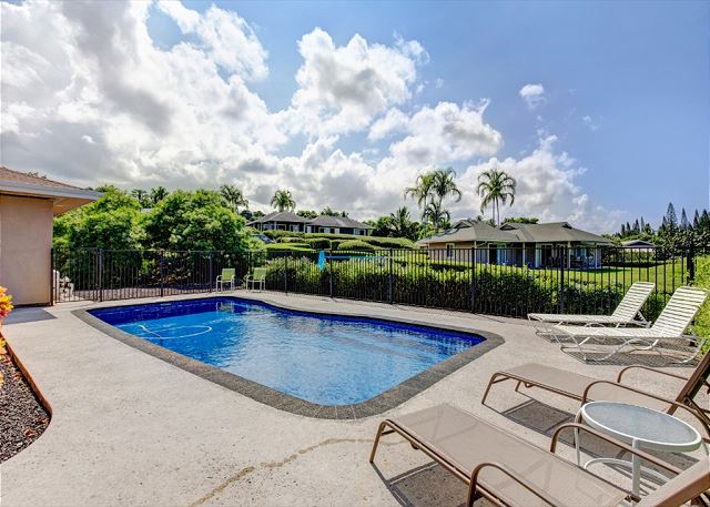 Large Private Pool and Lanai